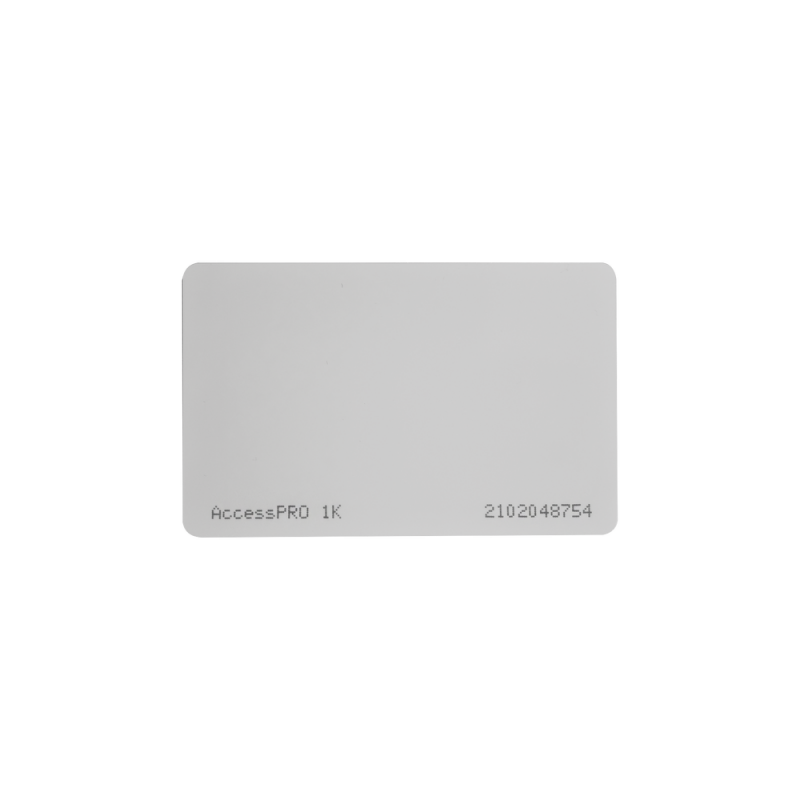 Tarjeta de proximidad MIFARE Classic 1k imprimible | Sintel Store