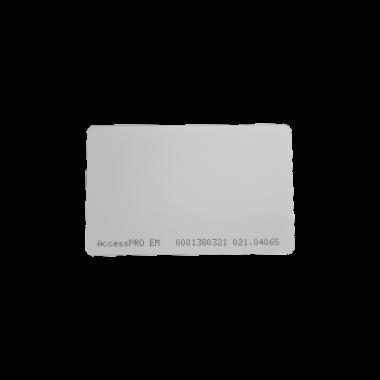 Tarjeta Proximidad Delgada 125 Khz tipo EM CARD | Sintel Store