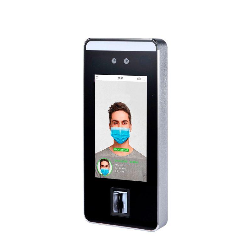 SpeedFaceV5LP lector biométrico Rostro / Palma / Huella / Tarjeta / Contraseña | Sintel